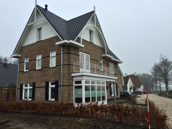 Nieuwbouw woning Leusden