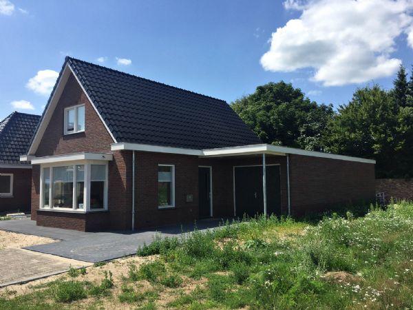 Nieuwbouw vrijstaande bungalow
